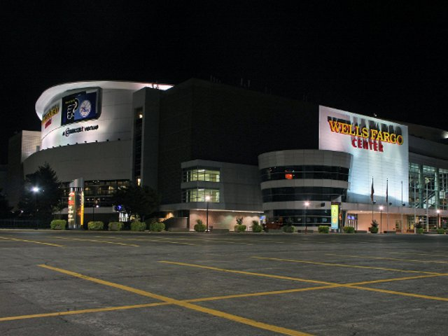 Wells Fargo Center: Home of the Philadelphia 76ers